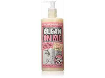 Soap & Glory Clean on Me Creamy Clarifying Shower Gel, 500 ml
