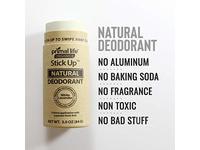 Primal Life Stick Up Natural Deodorant White Lavender - Image 5