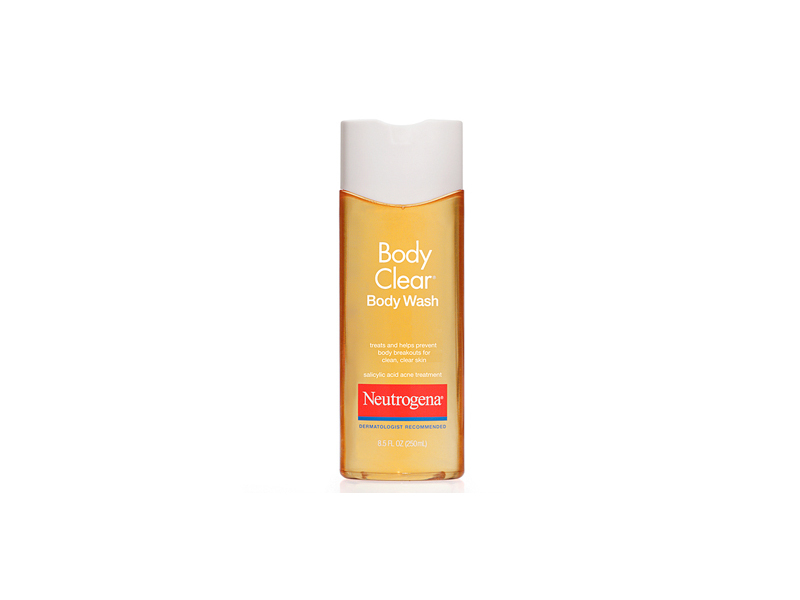 Neutrogena Body Clear Body Wash, Johnson & Johnson