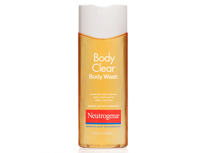 Neutrogena Body Clear Body Wash, Johnson & Johnson - Image 1