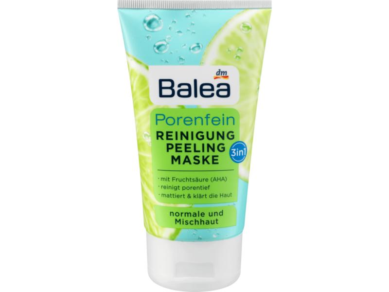 Balea Porenfein Reinigung Peeling Mask, 150 ml/5.0 fl oz