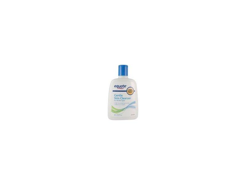 Equate Gentle Formula Skin Cleanser, 16 Fl Oz