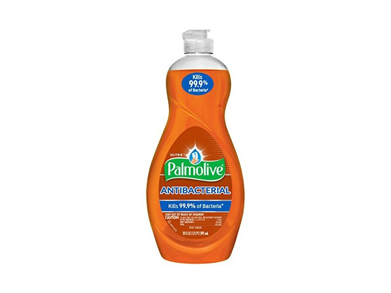 Palmolive Ultra Dish Liquid, Antibacterial, 20 Ounce