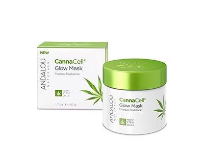 Andalou Naturals CannaCell Glow Mask, 1.7 Ounces - Image 1