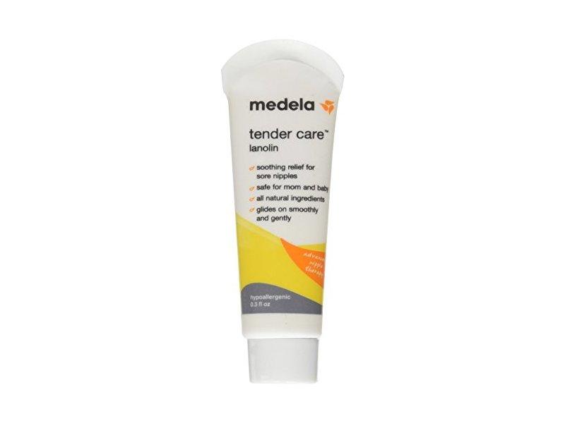 Medela Tender Care Lanolin, 0.3 oz