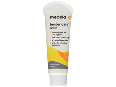 Medela Tender Care Lanolin, 0.3 oz