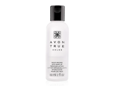 Avon Moisture Effective Eye Makeup Remover Lotion, 2 fl oz - Image 1