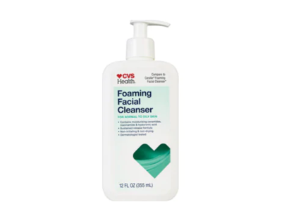 CVS Health Foaming Facial Cleanser for Normal to Oil Skin, 12 fl oz - Image 1