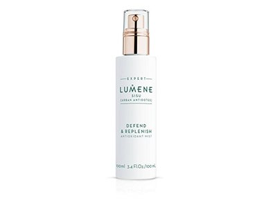 Lumene Sisu Defend & Replenish Antioxidant Mist, 3.4 fl oz