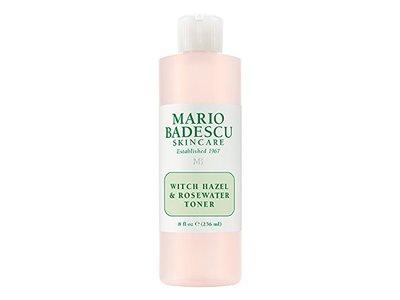 Mario Badescu Skincare Witch Hazel & Rosewater Toner, 8 fl oz