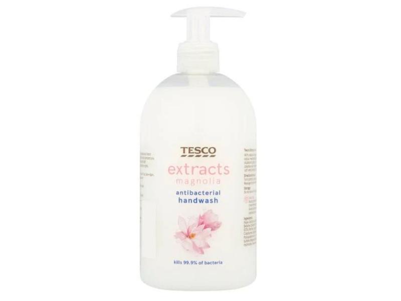 Tesco Extracts Antibacterial Handwash, Magnolia, 500 mL