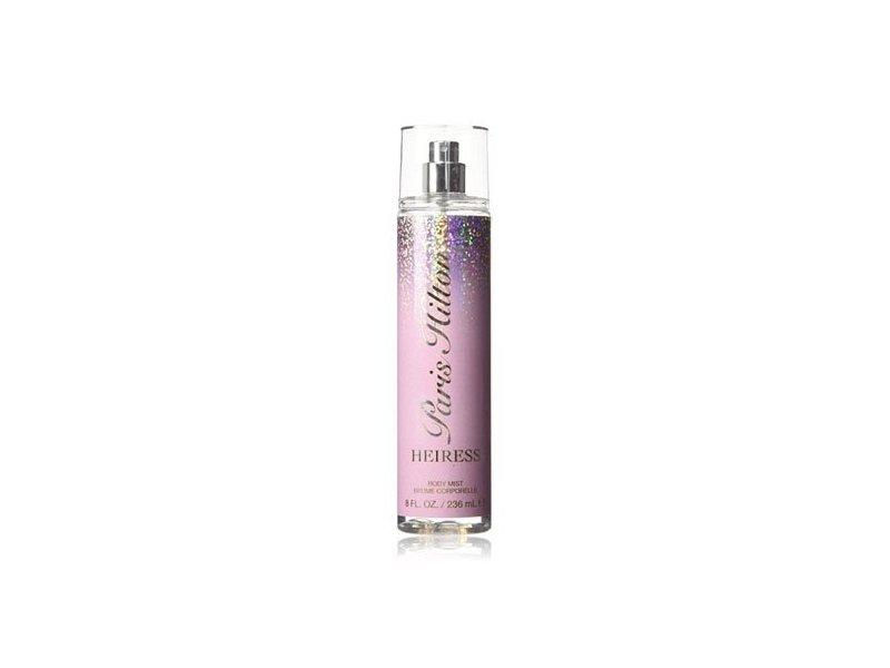 Paris Hilton Heiress Body Spray for Women, 8 Ounce