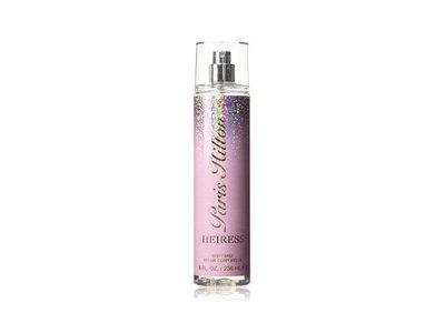 Paris Hilton Heiress Body Spray for Women, 8 Ounce