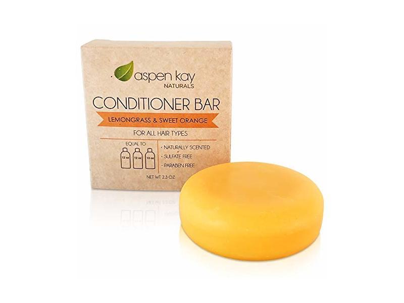 Solid Conditioner Bar, Citrus, 2.3 oz