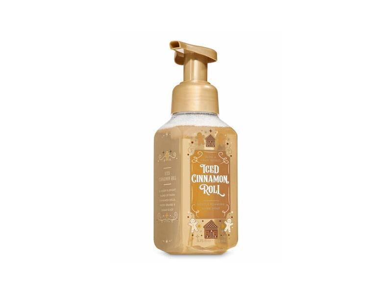 Bath & Body Works Gentle Foaming Hand Soap, Iced Cinnamon Roll, 8.75 fl oz