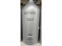 Kenra Professional Clarifying Shampoo, Deep Cleanse, 33.8 oz / 1 L - Image 3