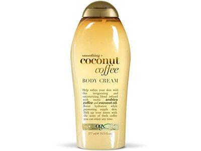 OGX Coconut Coffee Body Cream 19.5 Ounce