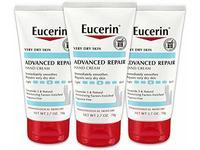 Eucerin Very Dry Skin Advanced Repair Hand Cream, 2.7 oz/78 g - Image 2