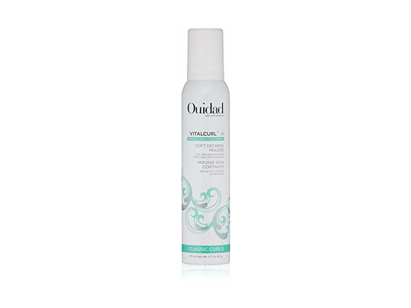 OUIDAD Vitalcurl+ Soft Defining Mousse, 5.7 oz.