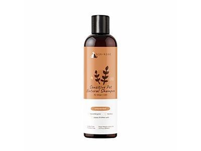 kin+kind Oatmeal Shampoo for Dogs & Cats, 12 fl oz/354 mL