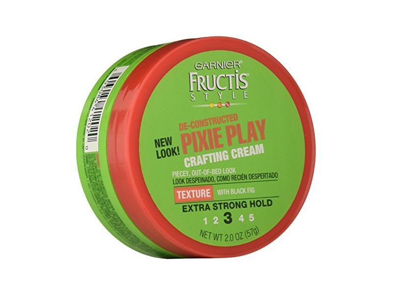 Garnier Hair Care Fructis Style Deconstructed Pixie Play Crafting Cream, 2 Ounce