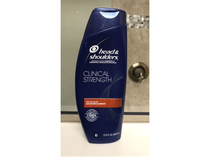 Head & Shoulder Clinical Strength Shampoo