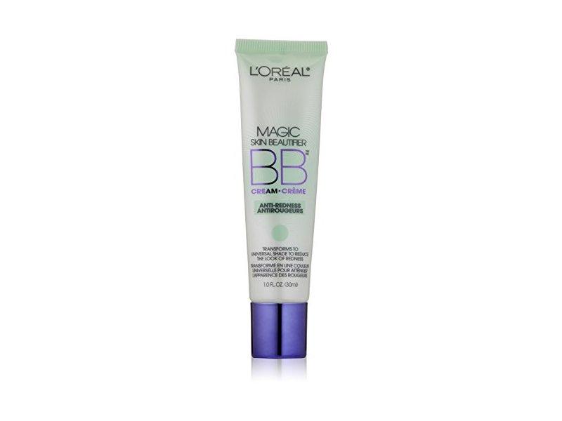L'oreal Paris Magic Skin Beautifier BB Cream, 1 fl oz