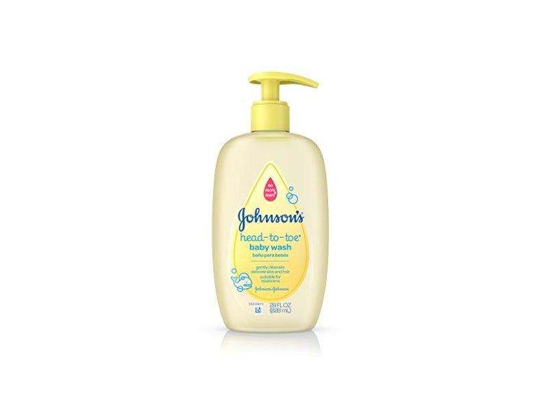 Johnson's Head-to-Toe Baby Wash, 28 fl oz