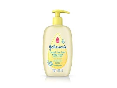 Johnson's Head-to-Toe Baby Wash, 28 fl oz - Image 1