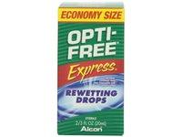 Opti-Free Express Rewetting Drops, 2/3 fl - Image 2