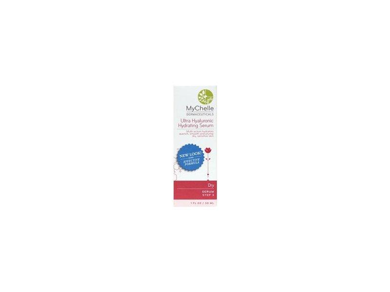 MyChelle Dermaceuticals Ultra Hyaluronic Hydrating Serum, 1 oz