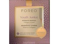 Foreo Youth Junkie Ufo Activated Mask, Intensive Renewal, 0.21 oz/6 g, 6 Count - Image 3