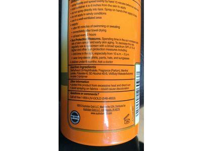 Australian Gold SPF 15 Continuous Spray Sunscreen, Clear, 6 Fl Oz - Image 6