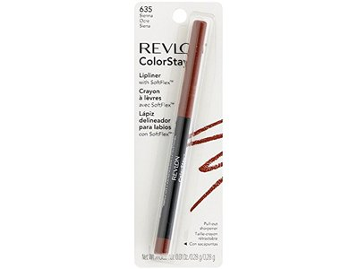 Revlon ColorStay Lipliner, Sienna 635, 0.01 oz