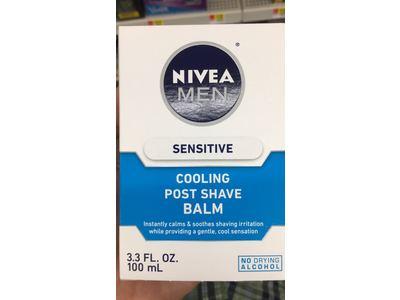 Nivea Men Cooling Post Shave Balm, Sensitive, 3.3 fl oz - Image 3