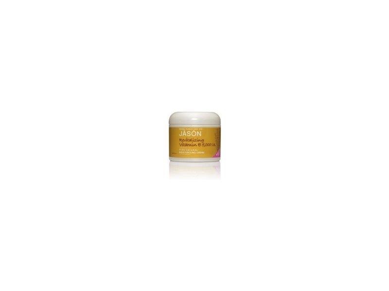 JASON Revitalizing Vitamin E 5,000 IU Moisturizing Creme, 4 oz