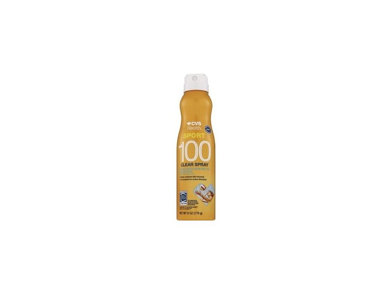 CVS Health Sport SPF 100 Clear Spray