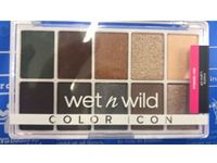 Wet n Wild Color Icon 10-Pan Shadow Palette, Lights Off, 0.42 oz/12 g - Image 3