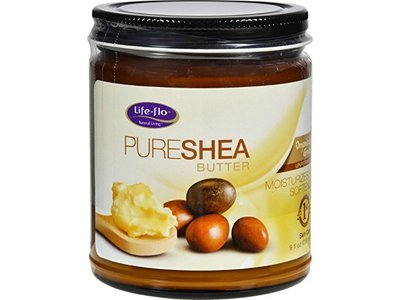 Life Flo Pure Shea Butter 9 OZ