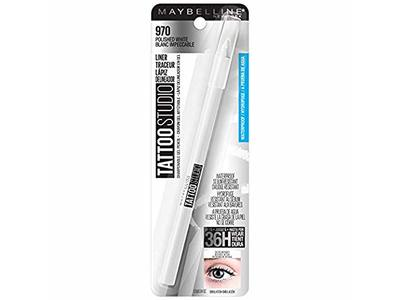 Tattoostudio Waterproof Eyeliner Gel Pencil, 970 Polished White