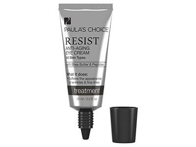 Paula's Choice RESIST-Anti-Aging Eye Cream with Shea Butter & Peptides 1-0.5 oz tube - Image 4