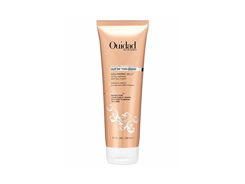 Ouidad Curl Shaper Out Of Thin Hair Volumizing Jelly, 8.5 fl oz/251 mL