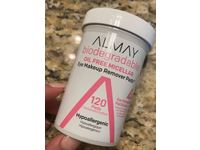 Almay Biodegradable Oil Free Micellar Eye Makeup Remover Pads, Hypoallergenic, 120 Count - Image 3