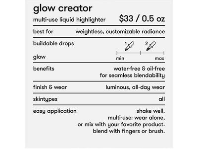 Dermablend Glow Creator Gold - Image 7