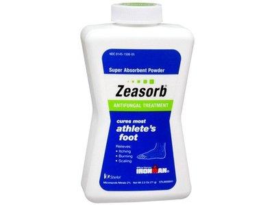 Zeasorb Athlete's Foot, 2.5 Oz