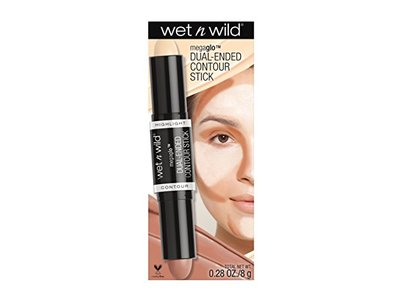wet n wild MegaGlo Dual-Ended Contour Stick, Light Medium, .28 oz - Image 4