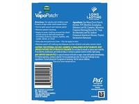 Vicks Vapopatch With Long Lasting Soothing Vapors, 5 Count - Image 5