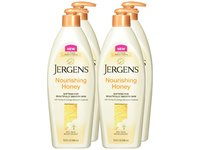 Jergens Nourishing Honey Lotion, 16.8 Fluid Ounce (Pack of 4) - Image 3