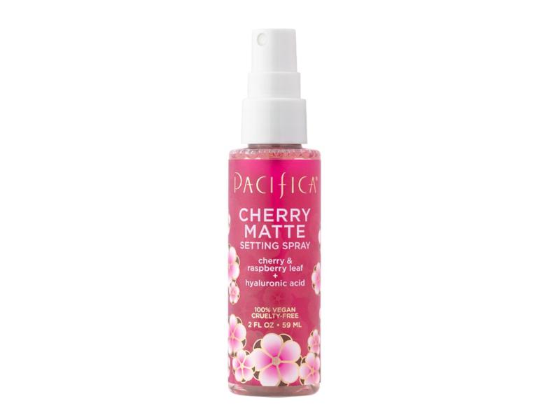 Pacifica Cherry Matte Setting Spray, 2 fl oz