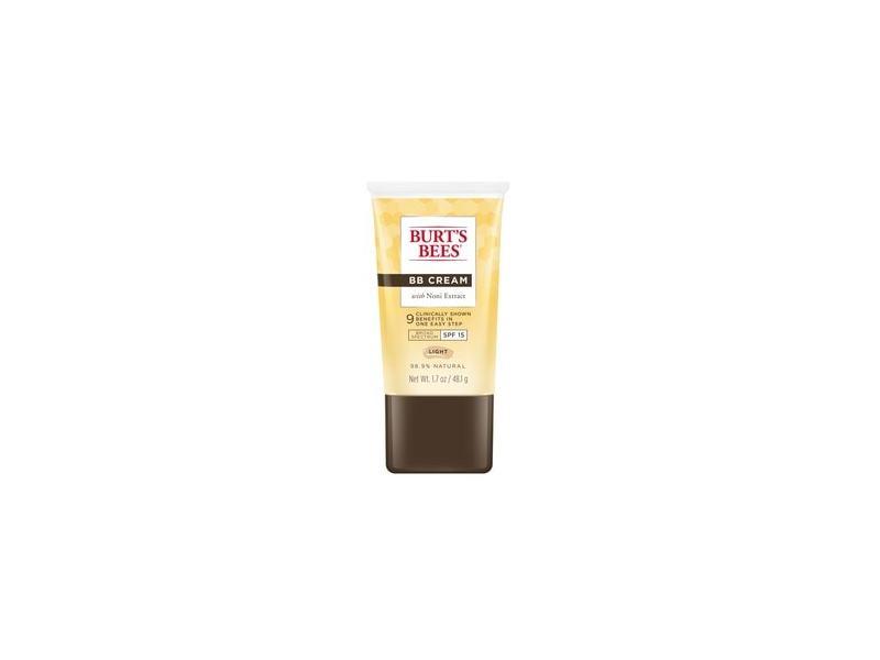 Burt's Bees BB Cream With SPF15, Light